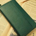 緑色の財布で金運アップ|成長と安定の効果で仕事を成功させる