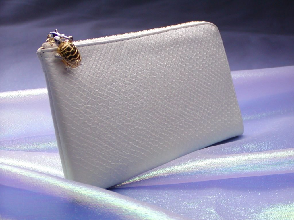 財布のチャーム