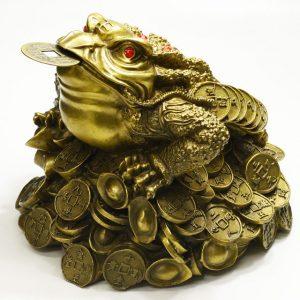金運カエル