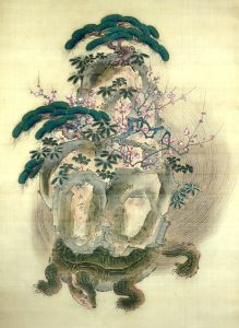 中国の亀伝説