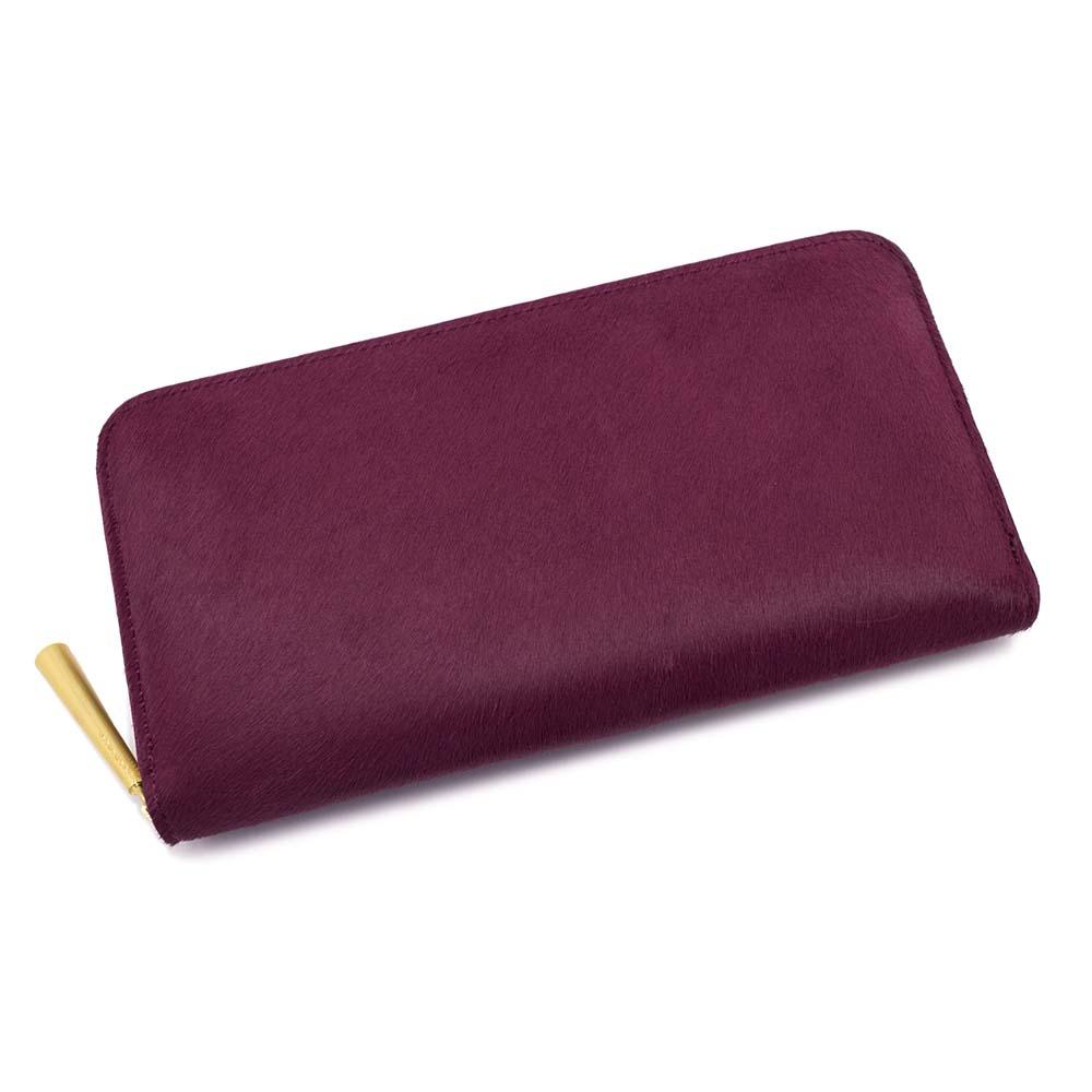 紫色の財布で運気を変える?地位を高める高貴な色~個性と社会運~