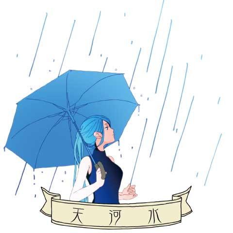 【納音占い】天河水